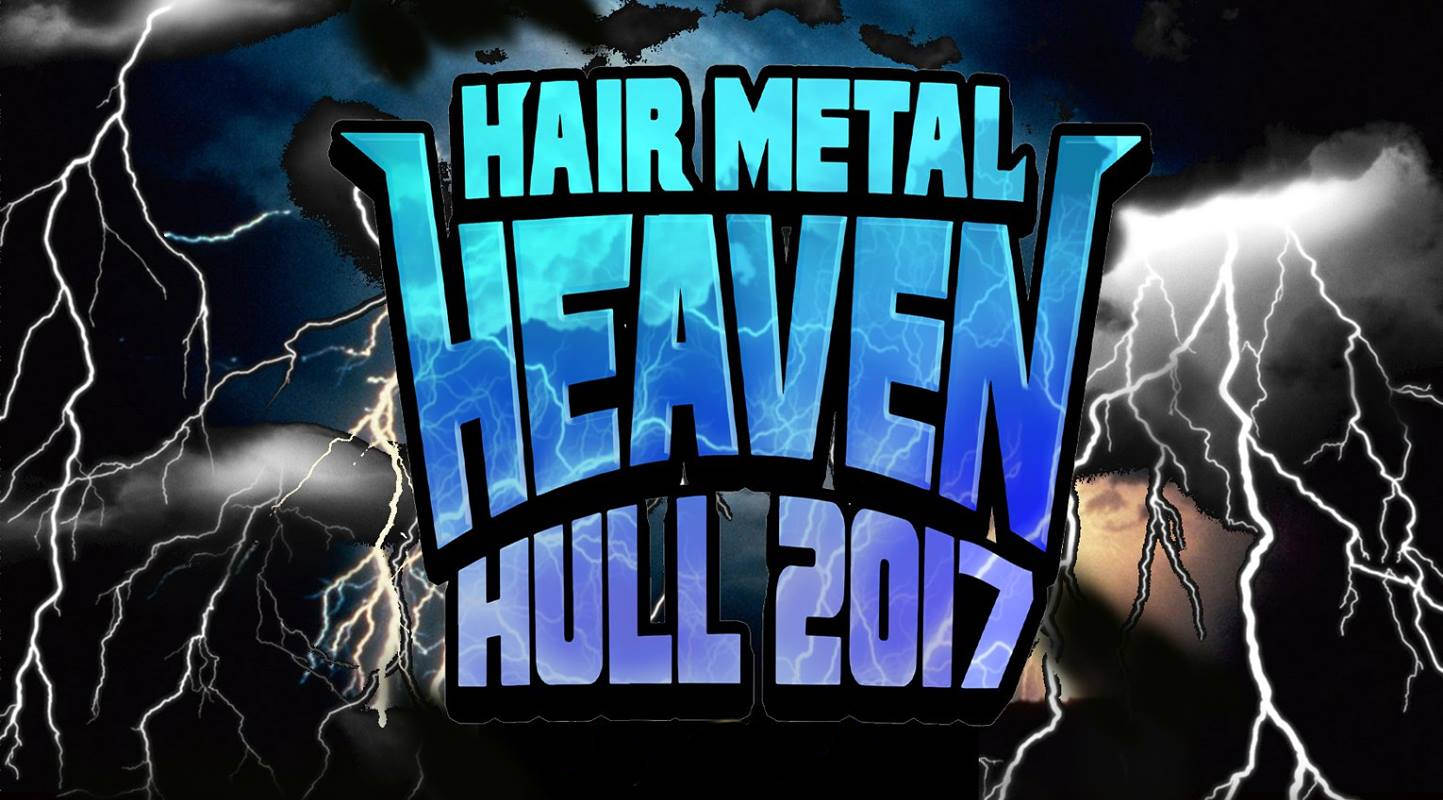 Hair Metal Heaven 2017 Poster